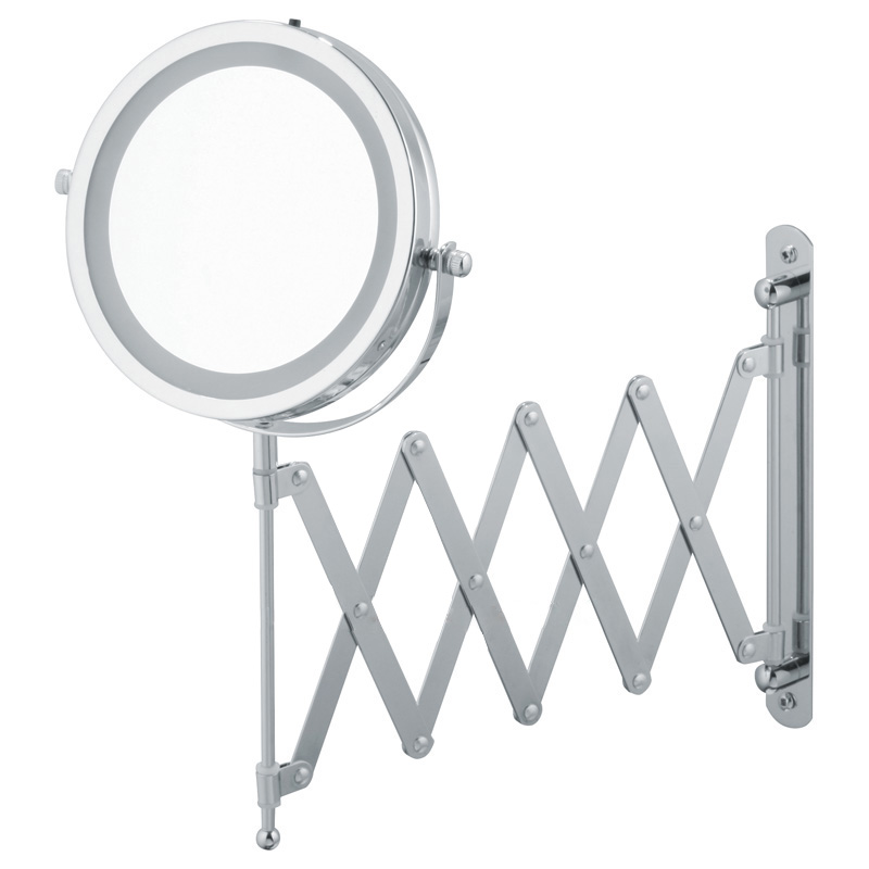 Professional Vintage Magnifying Wall Mounted Mirror