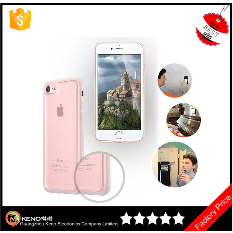 New arrival nano for vivo y51 transparent mobile phone case back cover