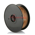 wood filament for FDM 3D printers, Makerbot, Laywoo wood filament