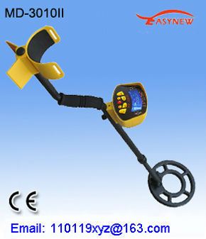 Underground diamond detector MD3010II With LCD Display