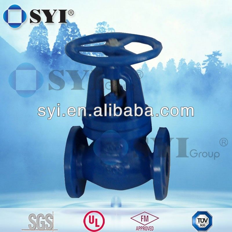 brass globle valve - SYI GROUP