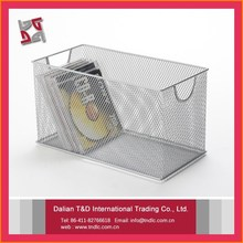 popular metal wire home cd holder