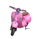 The 1000W 72V retro electric motor motorcycle for lady woman