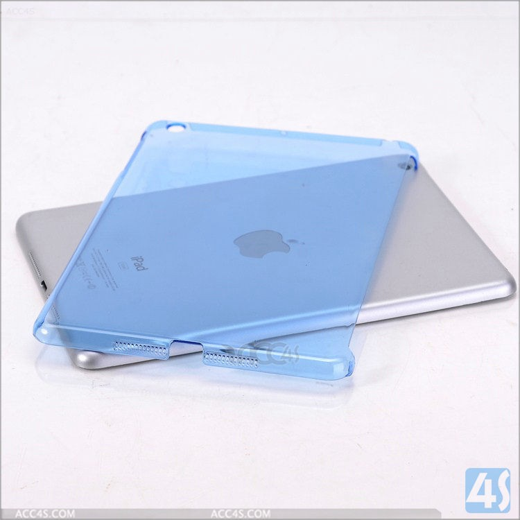 for ipad mini hard case, For ipad mini hard case with crystal cover,Ultra Slim crystal Tablet PC back cover