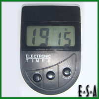 Household electronic LCD display digital timer,Digital Electronic Timer for promotion G20B149