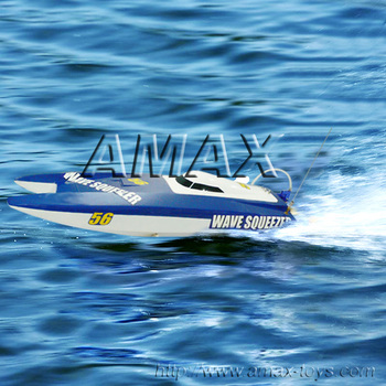 es-9203 brushless motor catamaran boat