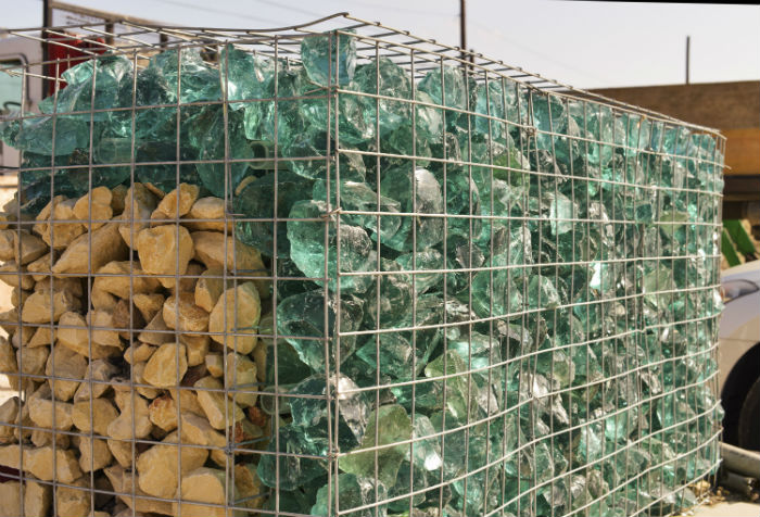Landscaping Recycled Natural Green Glass Rocks for Garden Decoration - Alibaba Manufacturer Directory - Suppliers, Manufacturers