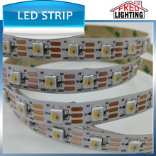 5050 non-waterproof led rope light programmable rgb sk6812 led strip light