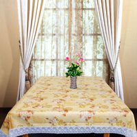 Hot sale plastic lace pvc tablecloth rolls factory