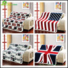 100 Thick Polyester Blanket With Nation