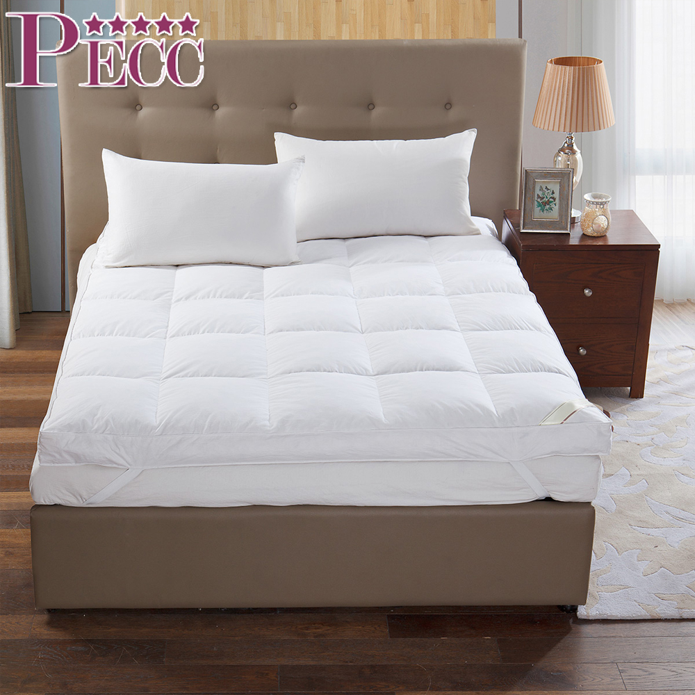 Cheapest Price China Deep Sleep Duck Feather Mattress Topper Pad