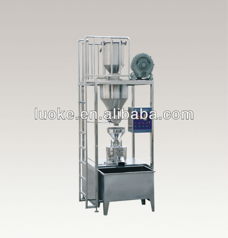 grinding soybean machine