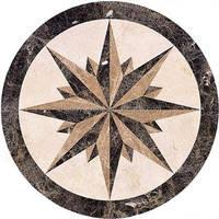 Mosaic marble, marble mosaic border tiles