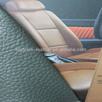 rexine cover/leather car seats used