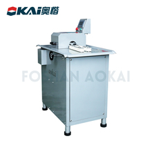 Automatic sausage knots fast sausage cutter machine for sale