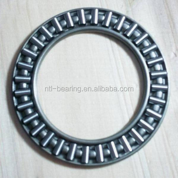 Axial thrust needle bearing and retainer assembly AXK4060