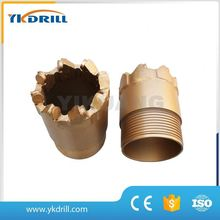 pdc core drill bit sample drilling tool for geological exploration