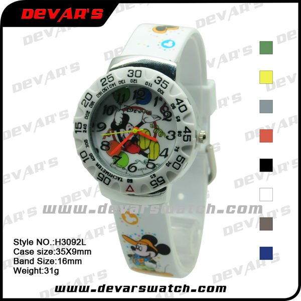 2013 kids cartoon watches from china watch factory direct supplier reloj