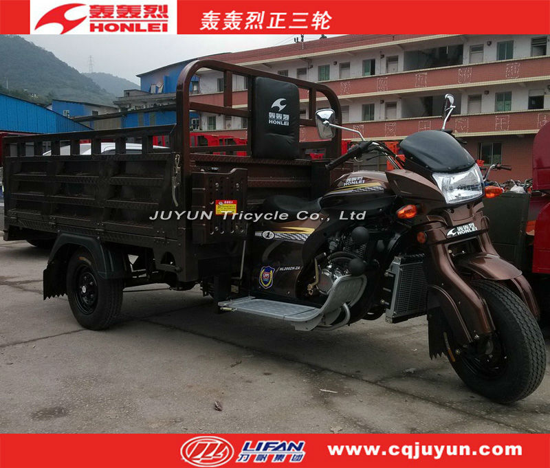 Heavy Tricycle for Loading/Air Cooling engine Tricycle made in China HL150ZH-A28