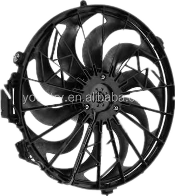 20 years high quality Auto Radiator Collant Fan for car