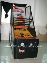 Arcade basketball game /coin operated basketball machine