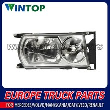 Auto Head Lamp For SCANIA 1760554 / 1900352 RH