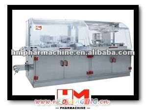 high speed carton package machinery