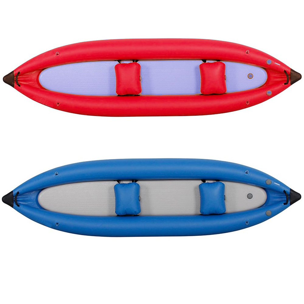 Excellent 2 persons no inflatable kayak