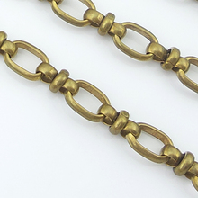 2016 Hand Made Brass Chains for Jewelry Making Gold Chain, Jewelry Making Raw Material Chain#177-10