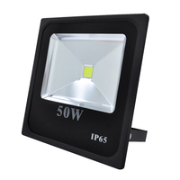 50w competitive price ultra thin led flood lights led flood light ip65 3 years warranty