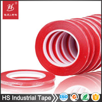 ISO SGS Certified Extra Clear Strong PET Double Sided Glue Tapes