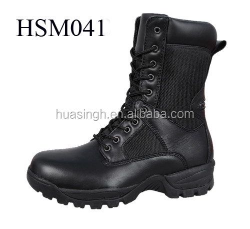 OPS approved black military surplus USMC tactical gear army boots waterproof