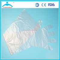 Disposable Transparent Long Arm Length Veterinary Glove