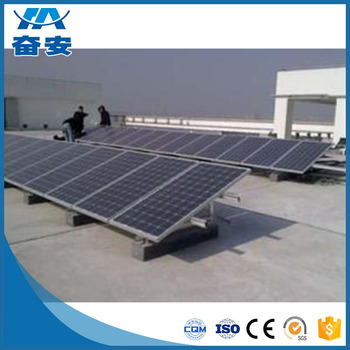 Factory Sale Various Home Roof Solar Brackets System