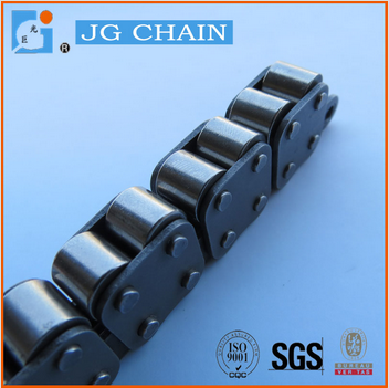 LH1034 china professional manufacturer iso standard alloy steel forklift leaf chain lh series lifting chain