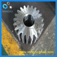 forging carbon steel 45# mechanical gears