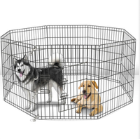 Go Pet Club 30-inch Pet Exercise Play Pen