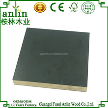 18mm Brown Double Sided Melamine Laminated Film Faced Plywood