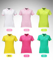 PGM custom made shirt/customized polo shirt