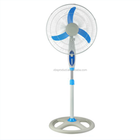 60w Power Big body Pedestal Installation and Air Cooling 18 inch Fan with 3PC AS blade