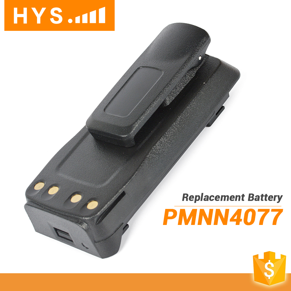 Large Capacity Walkie Talkie Battery Pack 7.4V Rechargeable Li-Ion Battery For Xpr6100 Xpr6300
