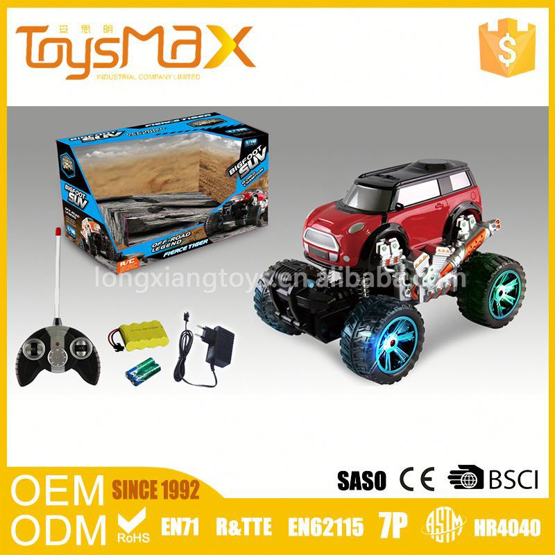 Shantou Chenghai Toy Factory PP Cheap 1 16 Scale Gas RC Cars