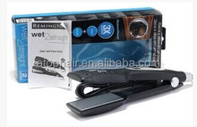 Professional Wet 2 Straight Remington Hair Straightener Wet to Dry Flat Iron S-800T with Packaging also OEM Accepted