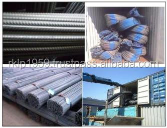 Steel Reinforcing Bars/Debars FOR AFRICA