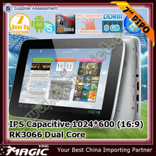 Best sell a721 tablet dual core with android 4.1 OS