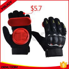 Sports gloves factory longboard slide gloves for sale