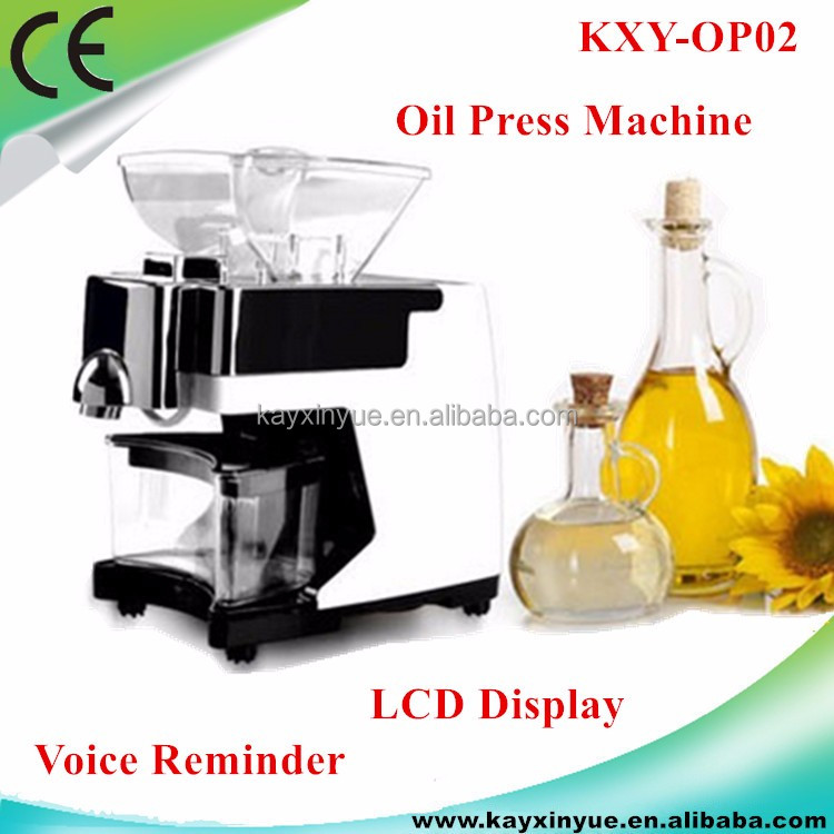 Full Automatic Sesame Oil Press Machine in Pakistan KXY-OP02