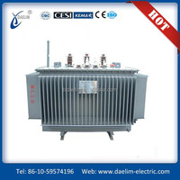Strong short-circuit resistance and low loss Oil Immersed 35KV 31.5mva Distribution Transformer