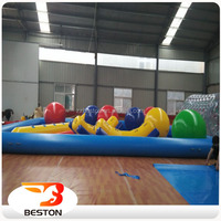 Exciting water game amusement swimming pool equipment