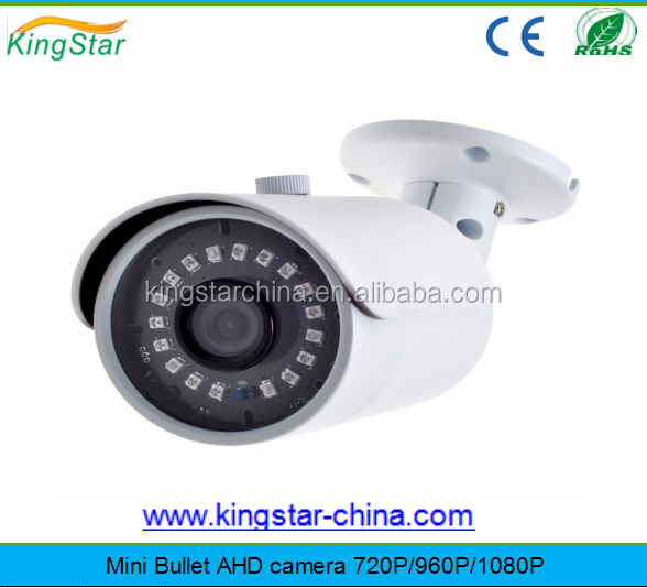 2017 Manufacture Direct Sale 420TVL Sony CCD Waterproof MINI Bullet Camera In Promotion Price